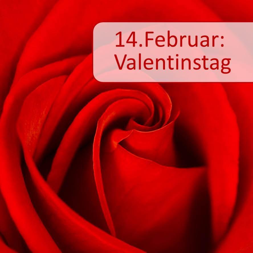 Am Nächsten Dienstag Ist Valentinstag   Und Wir Werden Dafür Sorgen, Dass  Wir Die Schönsten Blumen Für Euch Und Eure Liebsten Vorrätig Haben.